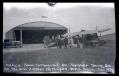 Mamer Trans-Continental Air Transport at the New Airport Hettinger 6-1930