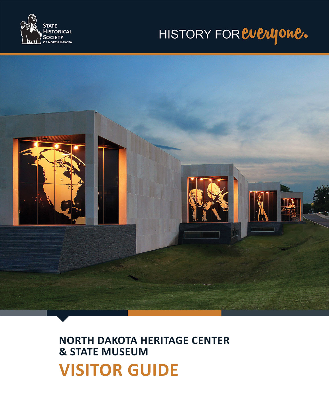 Visitor Guide Cover