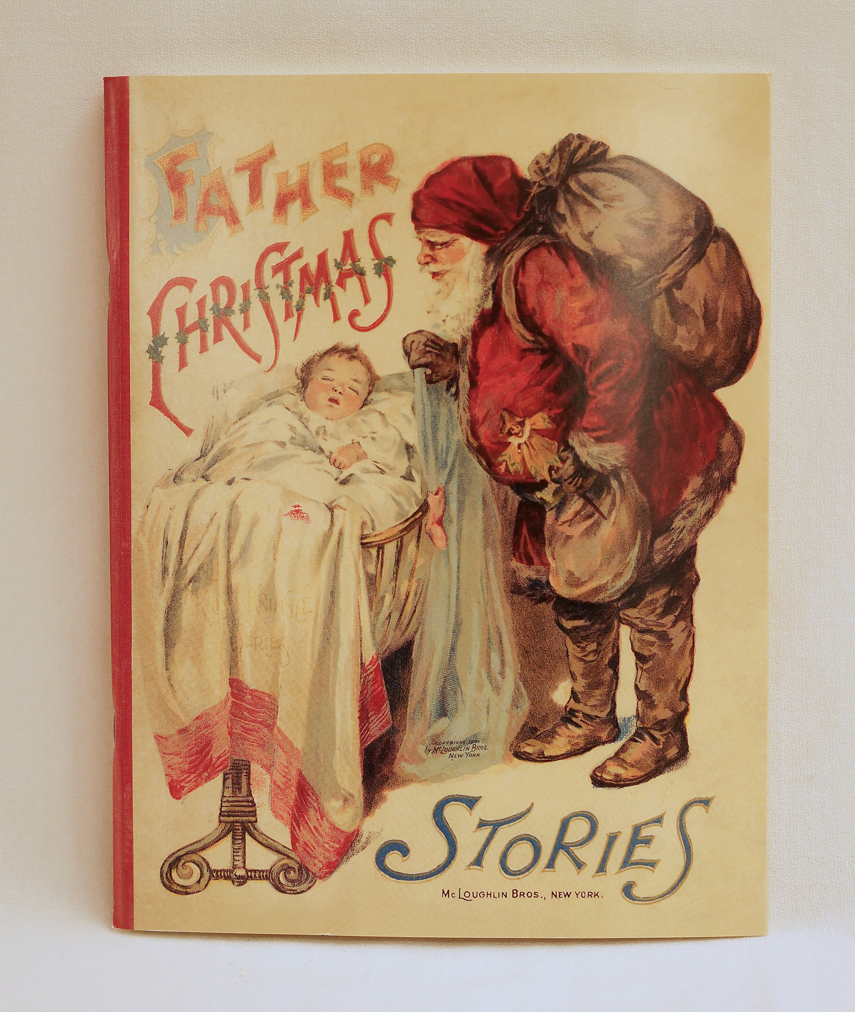 father christmas stories is the ninth in our series of classic reproductions from the collections of the state historical society of north dakota - Classic Christmas Stories