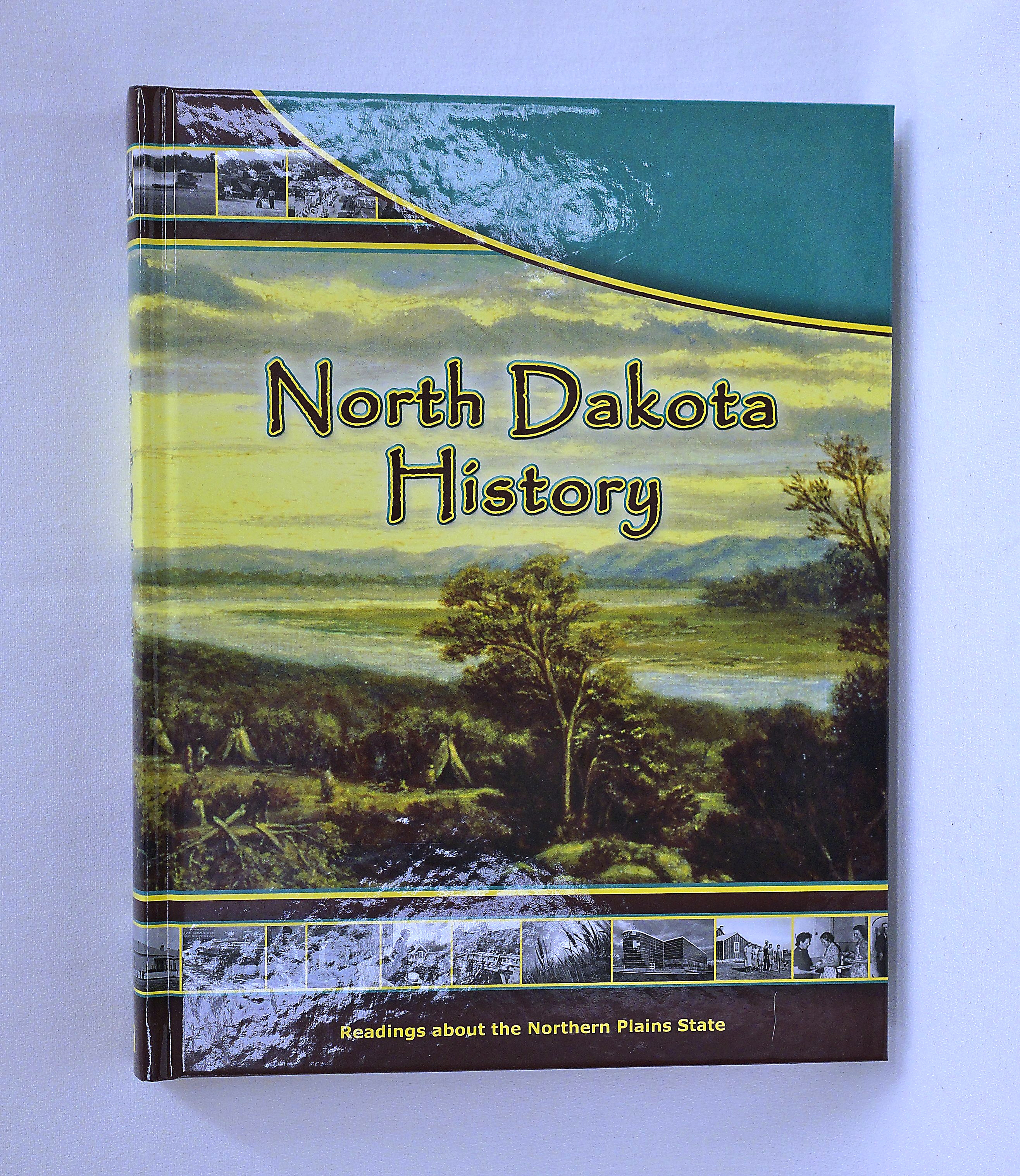 North Dakota History Textbook