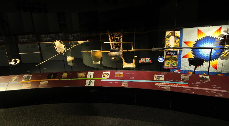 Innovation Gallery: Early Peoples Orientation