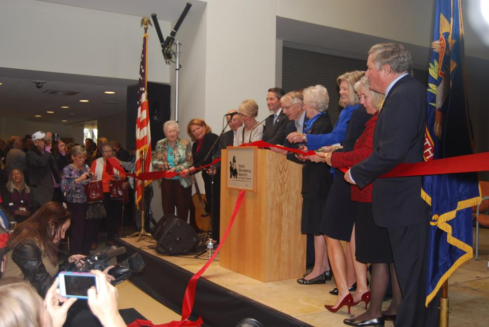 Nov. 2, 2014, ribbon cutting ceremony