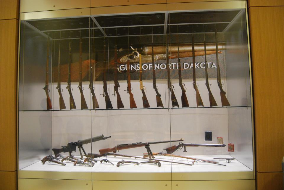 Guns of North Dakota Case