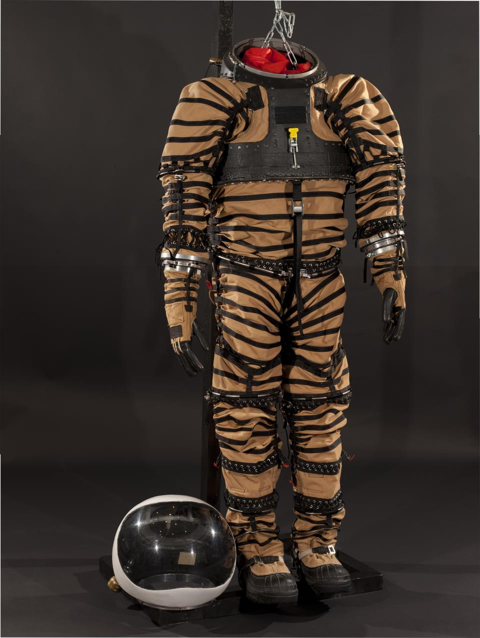 Mars Experimental Space Suit