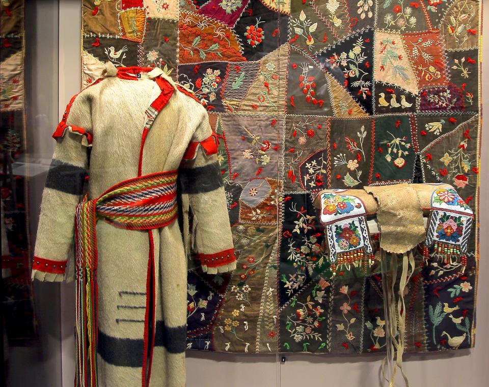 Innovation Gallery: Early Peoples Trade and Commerce Metis Exhibit
