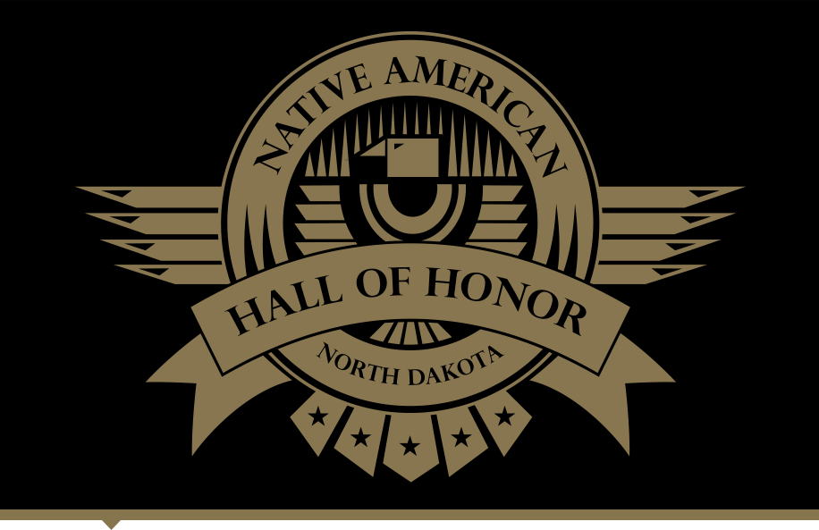 Native American Hall of Honor logo