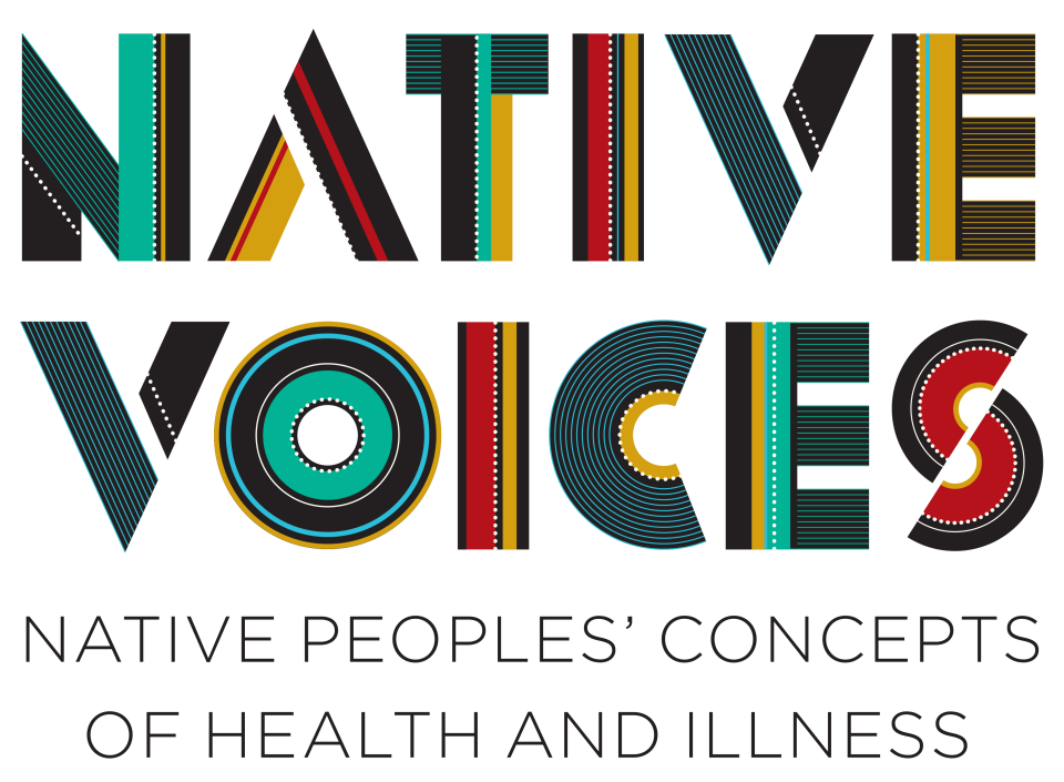 Native Voices: Native Peoples' Concepts of Health and Illness logo
