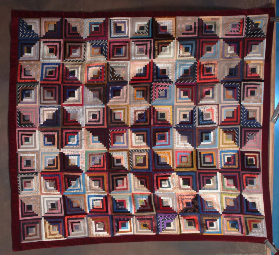 Quilt donated to the museum collection