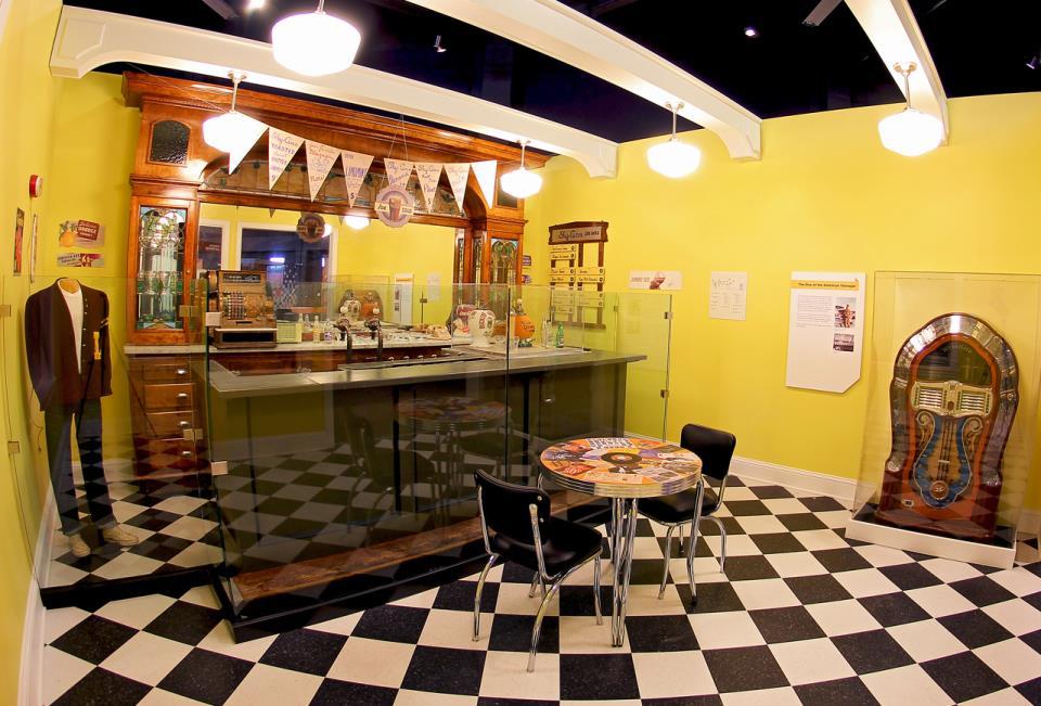 1950s Soda Shop