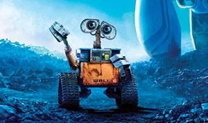 WALL-E movie cover
